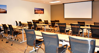 Project Included Administrative Space, Several Conference Rooms, Lobby,  Training Rooms, Restrooms, Small Data Center And The Design Center.